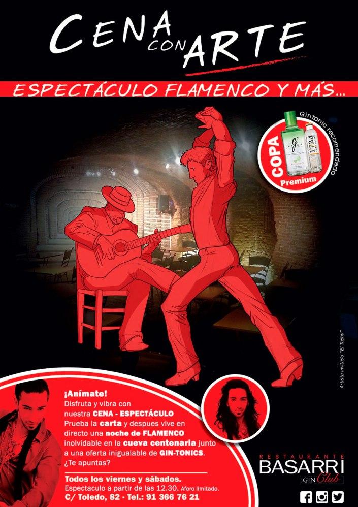 Cartel-flamenco-Basarri-OCT-2015